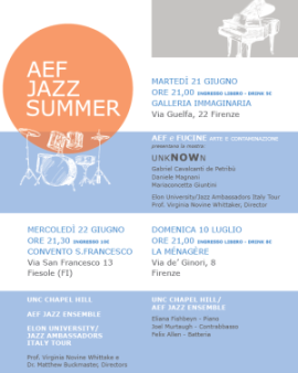 AEF Jazz Summer