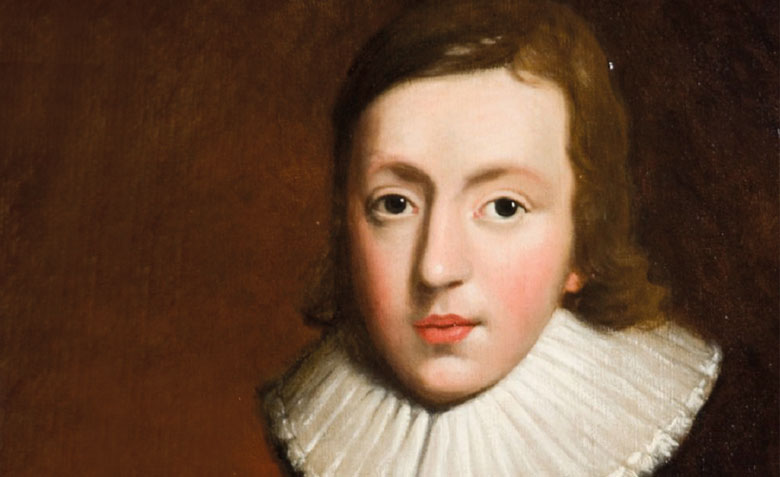 Protagonists in Florence: John Milton