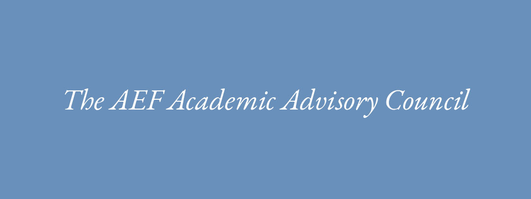 AEF Academic Advisory Council