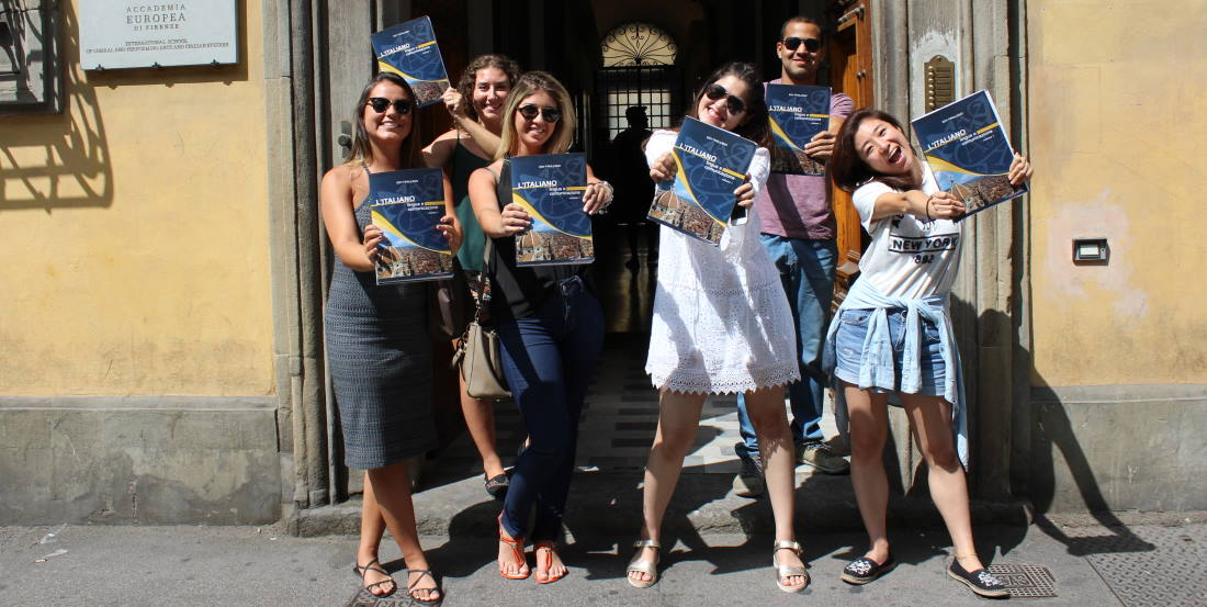 Learn Italian in Florence, Italy with AEF