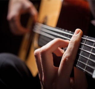 Classical guitar course in Florence