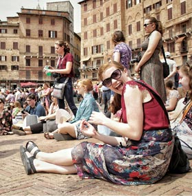 study abroad in florence semester